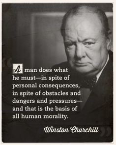 Winston Churchill. One of my favorite world leaders of history. A truly colorful and larger than life character. Looking for some fun side note history? Look into the watch he lost as a young mana and the strife is caused as well as him owing his life to a taxi driver.