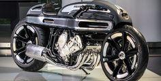 #Potencia y estilo #Motocicleta #Gadget