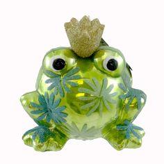 Christopher Radko Hoppy Glass Ornament