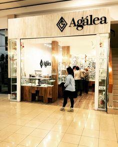 #Branding #agalea #jewelry #guadalajara #mexico #symbol #logotype #paratodohayfans #pthf #memoymoi #mall #store by mandarinamoi