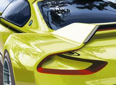 bmwusaclassic:  Here is a sneak preview of the   BMW 3.0 CSL Hommage concept car that the BMW Group will unveil to the global public for the first time at the 2015Concorso d'Eleganza Villa d'Este. This model is the BMW Design Team's tribute to the BMW 3.0 CSL, a timeless classic and iconic BMW Coupe from the 1970s. The BMW 3.0 CSL Hommage is a nod to the engineering achievement exemplified by the BMW 3.0 CSL in its lightweight design and performance.