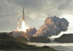 Japan H-2A Satellite Launch