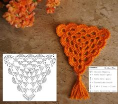 Motivo circular crochet idea y patron Supernatural Style Lovely free pattern of coasters great pattern for thread earring motif Nombreux mandalas au crochet … Plus Tutorial for Crochet, Knitting, Crafts. Crochet Bunting, Crochet Garland, Crochet Diy, Crochet Decoration, Crochet Motifs, Crochet Diagram, Crochet Chart, Love Crochet, Crochet Doilies