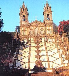 Santuario do Bom Jesus do Monte