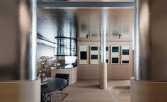 Ghiora Aharoni Ghiora Aharoni Design Studio is a multi-disciplinary studio of interior design, art and furniture design in New York City, which was established in 2004.