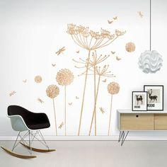 wandtattoo hirschkopf mit geweih wand and interiors