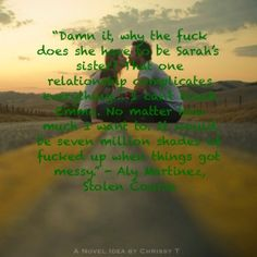Stolen Course (Wrecked and Ruined, #2) by Aly Martinez