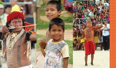 Jogos Infantis: A Influência Indígena  |  Revista Construir Notícias