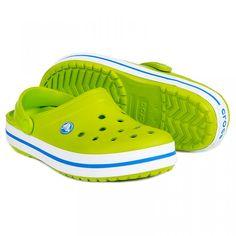 Crocs Crocband Zielony - 27485