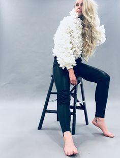 Jacket #fashion #jacket #clothing #instafashion #fashionstyle #design #outfit #luxury #style #finnishdesign #premiumquality #handmade #satunisu #satunisudesign #suomimuoti #suomalaistakäsityötä #uniikki #luksus #suomalainenmuoti #finnishfashion Capri Pants, Jackets, Fashion Design, Clothes, Style, Outfit, Swag, Capri Trousers, Kleding