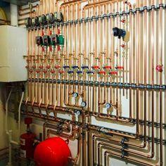 Boiler, Heating Systems, Construction, Wine Rack, Flooring, Cabinet, Storage, Image Originale, Engineers