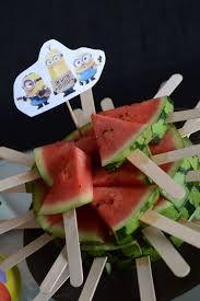 Výsledek obrázku pro jídlo na dětskou oslavu Watermelon, Food And Drink, Fruit, Drinks, Birthday, Drinking, Beverages, Drink, Beverage