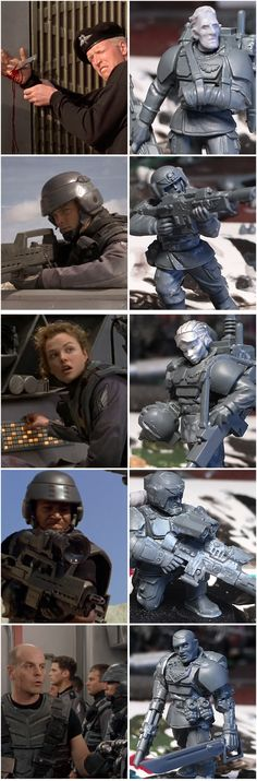 Starship troopers in ! Awwww yiss Work of :D Warhammer 40k Figures, Warhammer 40k Art, Warhammer Models, Warhammer 40k Miniatures, 40k Imperial Guard, Imperial Fist, Imperial Guardsman, Foam Armor, Starship Troopers