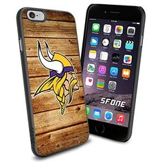 "Minnesota Vikings Wood iPhone 6 4.7"" Case Cover Protector for iPhone 6 TPU Rubber Case SHUMMA http://www.amazon.com/dp/B00VR4BMXW/ref=cm_sw_r_pi_dp_ZHSpwb19XNCK7"