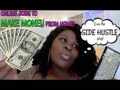 REAL WORK AT HOME JOBS & SIDE HUSTLES - MAKE MONEY ONLINE! (2018) - YouTube