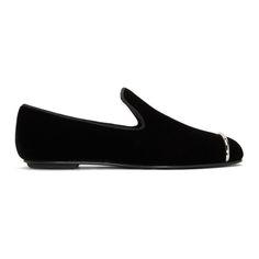 Free Shipping Sneakernews Explore Alexander Wang Woman Embellished Velvet Slippers Black Size 38.5 Alexander Wang Shopping Online For Sale Best Supplier cCv9UUA