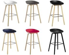 Design barkruk Hay - About A Stool Prijs & Info