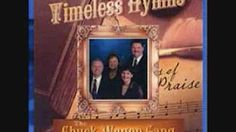A wonderful classic from the World Famous Chuck Wagon Gang. Though this is the third generation group, one thing that has not changed is the mission of the g. Hymns Of Praise, Praise And Worship Songs, Grace Music, Old Time Religion, Southern Gospel Music, Spiritual Music, Sing To The Lord, Chuck Wagon, Country Music Videos