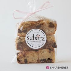 We are excited to partner with Subarzsweets for Breast Cancer Awareness Month! If you have not tried these unique treats now is the time. These delicious baked goods combine the crunchy texture of mandelbread and biscotti with the sweet flavor of a cookie and come in 11 flavors. For each sampler pack purchased a donation will be made to Sharsheret. Subarz are shipped nationwide directly from their kitchen so order today at www.subarzsweets.com and don't forget to note Sharsheret when…