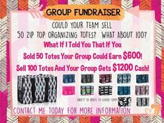 And my cousin sells thirty-one Thirty One Party, Thirty One Gifts, Ways To Fundraise, 31 Party, Tote Organization, Learn To Dance, Color Guard, Things To Sell, Learning