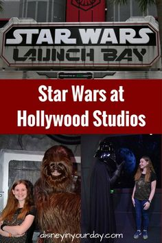 Star Wars at Hollywood Studios - even though the new expansion hasn't been built yet, they've already added a ton of fun Star Wars stuff to this Disney World theme park!
