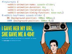 Say Anything 404