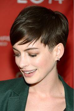 anne hathaway cabelo curto 2012 - Pesquisa Google