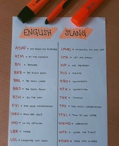 Essay Writing Skills, English Writing Skills, Writing Words, English Lessons, English Tips, English Vocabulary Words, English Phrases, Learn English Words, English Study