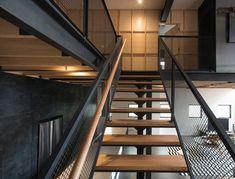 breathe architecture / tinderbox warehouse loft, melbourne