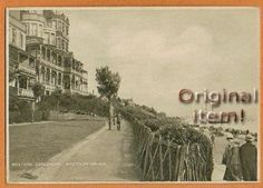 WESTCLIFF-ON-SEA Southend - Western Esplanade | eBay