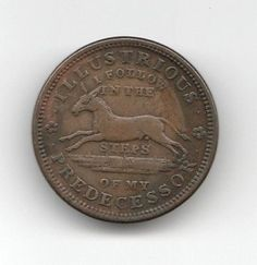 1837-Executive-Experiment-Illustrious-Predecessor-Hard-Times-Token