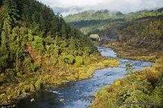 Rogue River, Oregon | GALLERY » LANDSCAPES » OREGON » Hellsgate Rogue River