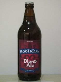 Hooligans blond ale