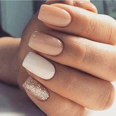 Square Nail Designs, Colorful Nail Designs, Acrylic Nail Designs, Cute Acrylic Nails, Cute Nails, Pretty Nails, Fingernails Painted, Gorgeous Nails, Nail Color Designs