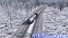 Winter and weather American Truck Simulator, Weather, Outdoor, Outdoors, Outdoor Games, Weather Crafts, The Great Outdoors