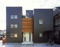 おおらかな家・間取り(東京都大田区)  高級住宅・豪邸   注文住宅なら建築設計事務所 フリーダムアーキテクツデザイン