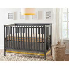 Storkcraft Sheffield II Fixed Side Convertible Crib,Choose Your Finish - Walmart.com