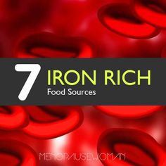 Iron requirements decrease as a result of the menopause, but a base level is still needed – you're never too old to be deficient. And, because many of the symptoms of iron deficiency match those of the menopause, doctors can often mislabel symptoms.