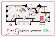 Michelle - Blog #Holly #Golightly's #Apartment (#Breakfast at #Tiffany's) Fonte : http://inakialistelizarralde.tumblr.com/