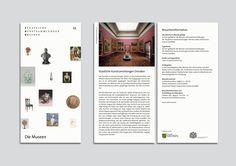 Überarbeitung Corporate Design Staatliche Kunstsammlungen Dresden und neue Merchandise-Marke
