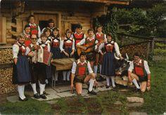 Volkstanzgruppe Kirchberg in Tirol