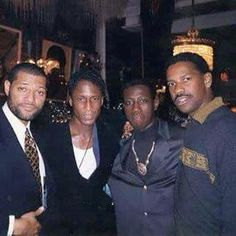 Great Actors: Laurence Fishburne, Michael Wright, Wesley Snipes, and Denzel Washington. Afro, Vintage Black Glamour, Black Actors, Thing 1, Black History Facts, My Black Is Beautiful, Beautiful People, African American History, Black Star