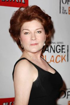 Kate Mulgrew winner of the Critics' Choice award for Best Supporting actress in a comedy series.