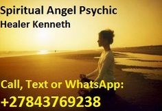 Spiritualist Angel Psychic Channel Guide Healer Kenneth® (Business Opportunities - Other Business Ads) Spiritual Healer, Spirituality, Prayers For Healing, Healing Prayer, Medium Readings, Love Questions, Bring Back Lost Lover, Online Psychic, Spell Caster