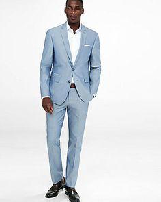 Bar 3 Navy Suit Slim Fit Gingham Shirt Tristan Wing Tip Oxfords Men S Fashion Pinterest Wear Blue Blazer And Suits