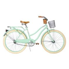 Special Offers - Huffy Womens Deluxe Cruiser Bike Mint Green 26-Inch/Medium - In stock & Free Shipping. You can save more money! Check It (July 28 2016 at 03:39PM) >> http://cruiserbikeswm.net/huffy-womens-deluxe-cruiser-bike-mint-green-26-inchmedium/