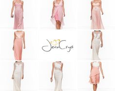 #pink #palepink #rosa àwhite #bianco #cocktaildress #dres àoutfit #musthave #mutchup elegance #romantic #bridesmaids #damigelle