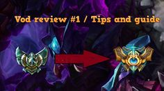 Challenger Rek'sai jungle tips and guide - Vod review #1 https://www.youtube.com/watch?v=NieQsNBJXNI #games #LeagueOfLegends #esports #lol #riot #Worlds #gaming