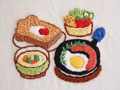 @yula_handmade_2008'in bu Instagram fotoğrafını gör • 437 beğenme Embroidery Flowers Pattern, Hand Embroidery Stitches, Modern Embroidery, Hand Embroidery Designs, Embroidery Techniques, Cross Stitch Embroidery, Needlework, Handmade, Crafts