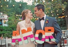 Bright Blooms and Handmade Details Steal the Show in This Orange County Wedding